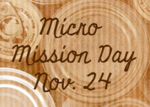 Micro Mission Day